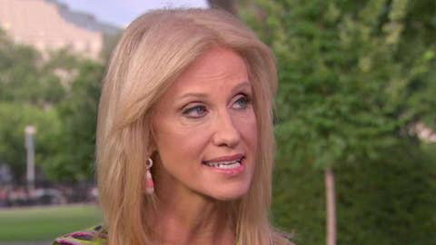 Kellyanne Conway: Trump sees Omarosa's book as a betrayal