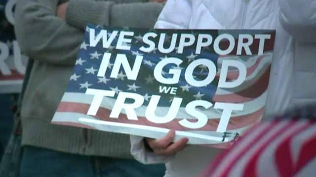 Alabama public schools may add 'In God We Trust' displays