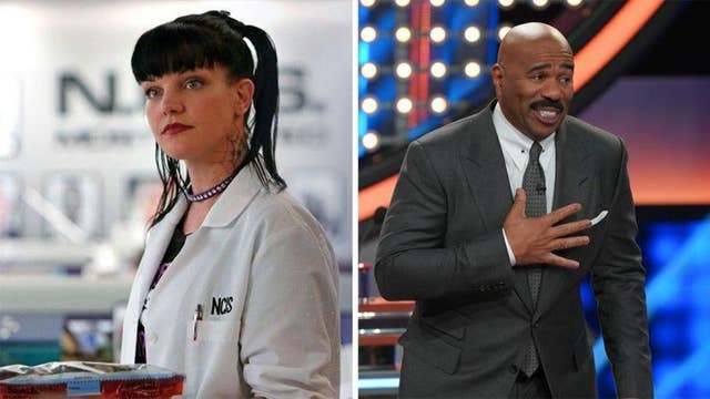 Actress Pauley Perrette calls out 'Family Feud' for 'filthy' 'sex questions'