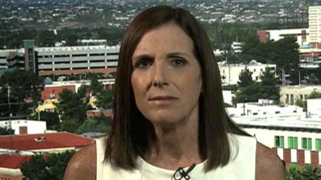 McSally: Trump administration addressing 'readiness crisis'