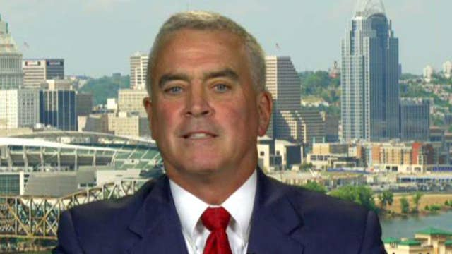 Wenstrup on whether trade tensions hurt tax cuts gains