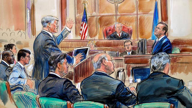 Manafort lawyers call no witnesses as case nears end