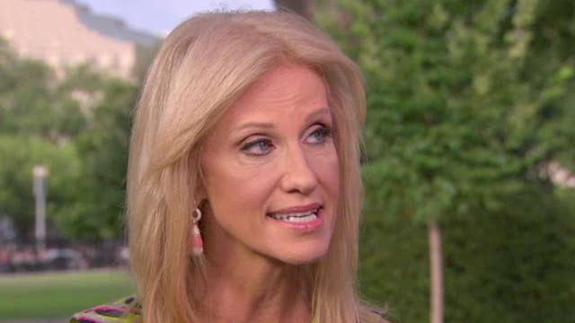 Kellyanne Conway: Trump sees Omarosa's book as a betrayal