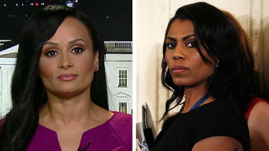 Senior adviser to President Trump's 2020 campaign responds to fired White House aide Omarosa Manigault Newman's latest claims.