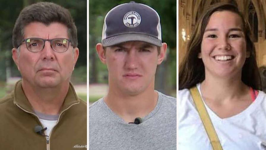 Mollie's father Rob Tibbetts and her boyfriend Dalton Jack believe she is still alive nearly a month after her disappearance.
