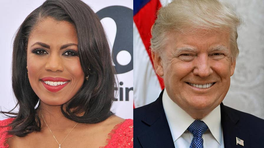 A look at the growing feud between President Donald Trump and former White House Aide Omarosa