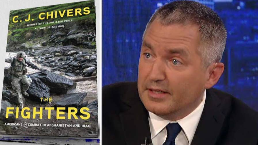 Surge catches U.S. troops off guard as President Trump authorizes $5 billion to train and equip Afghan forces; Pulitzer Prize-winning author C.J. Chivers reflects on the 17-year conflict on 'The Story.'