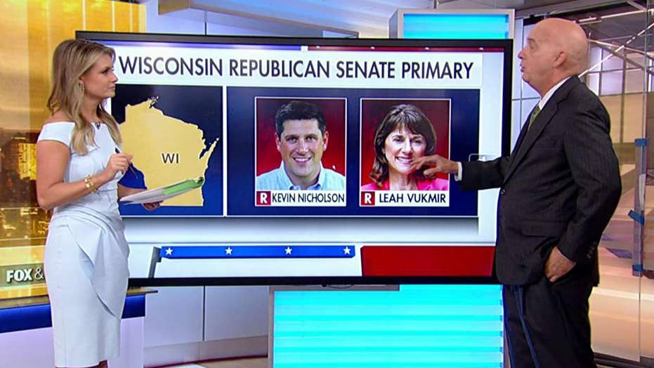 Key races to watch in Wisconsin and Minnesota