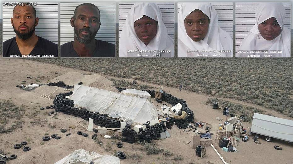 Judge allows release of men arrested at New Mexico compound