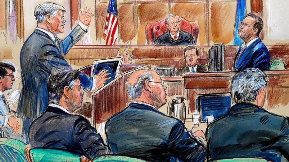 Manafort judge seals proceedings from media, public