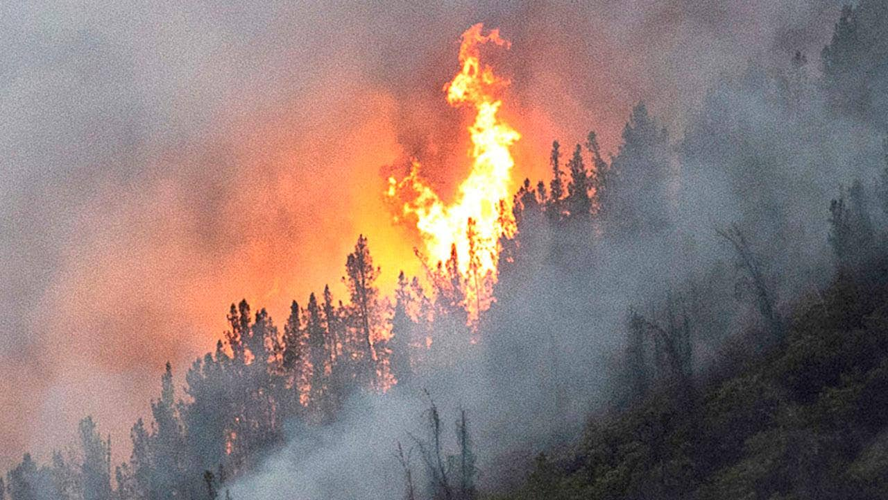 Seattle's air quality 'worse the Beijing' as wildfires scorch eastern Washington.