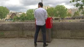 "Open-air urinals recently installed on the streets of Paris in an effort to combat the French capital's public urination plague have residents complaining about the ""immodest"" sight, reports this week said."