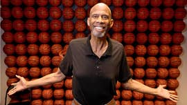 NBA legend Kareem Abdul-Jabbar likened the national anthem to songs that were sung by slaves while they were forced to do manual labor in a column Wednesday.