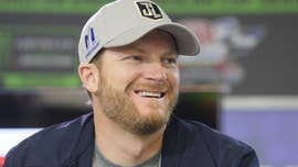 Dale Earnhardt Jr. is a believer.