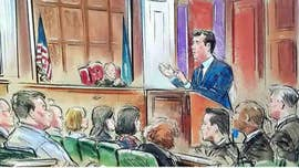 The jury in the federal trial of former Trump campaign chairman Paul Manafort ended the first day of deliberations asking the judge a series of questions, but did not hand down a verdict before breaking until Friday morning.