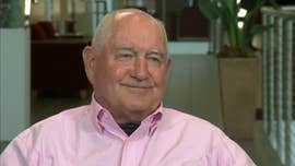 "Agriculture Secretary Sonny Perdue told Fox News on Wednesday that President Trump's tariffs on imports from China, the European Union and other nations are ""a little bit like weight loss."""
