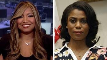 Former White House aide Omarosa Manigault Newman claims new recording shows Trump campaign staffers discussing racial slur.