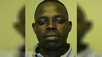 Police identify Sudanese immigrant as terror suspect.