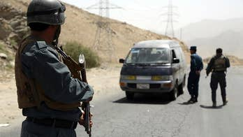 Two security checkpoints attacked by militants in northern Afghanistan; Greg Palkot repots on the escalating violence.
