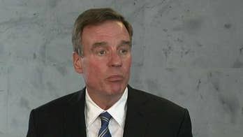 Senator Mark Warner speaks out after the White House revokes security clearance for John Brennan.