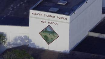 Students at Marjory Stoneman Douglas High School in Parkland, Florida returned from summer vacation Wednesday to significant security improvements at the school