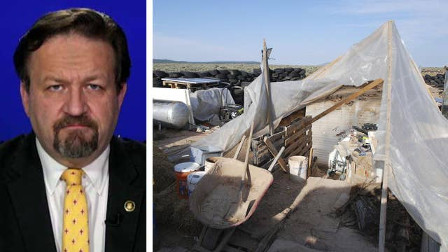 Gorka on New Mexico compound case 'travesty'