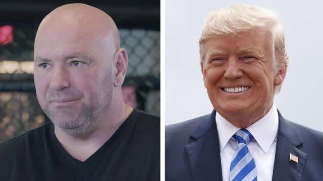 'OBJECTified' preview: Dana White on help from Trump