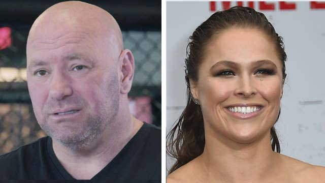 'OBJECTified' preview: Dana White on Ronda Rousey's impact