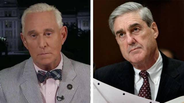 Is Roger Stone next on Robert Mueller's list?