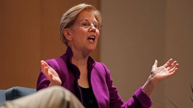 Sen. Elizabeth Warren calls criminal justice system 'racist'