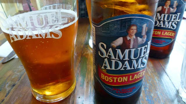 Mass. mayor boycotts Sam Adams after founder praises Trump