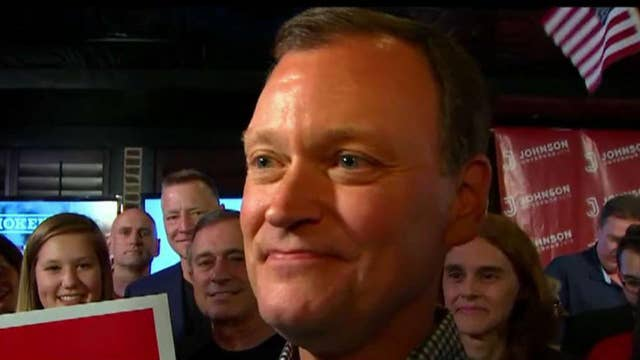 Johnson upsets Pawlenty in Minnesota gubernatorial primary