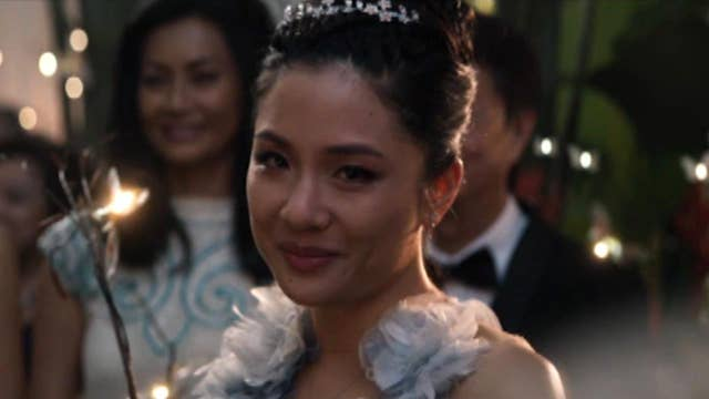 'Crazy Rich Asians' goes for global gold