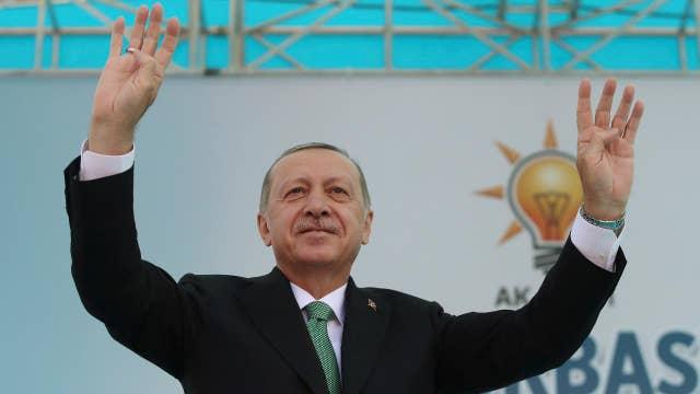 Is Turkey underestimating President Trump's resolve?