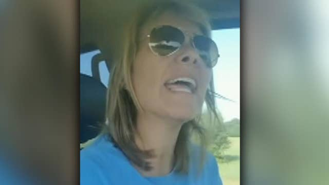 Video highlights annoyances of school drop-off lanes