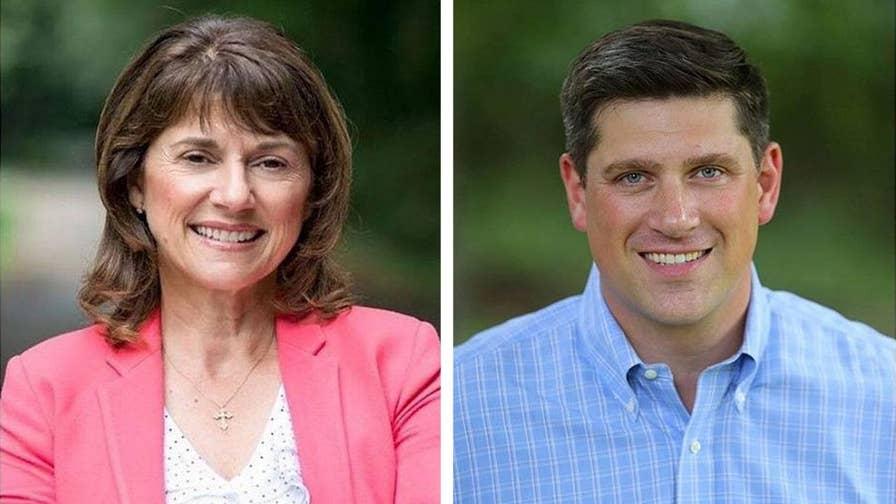 Republican state senator Leah Vukmir will face incumbent Sen. Tammy Baldwin in November; Peter Doocy reports.