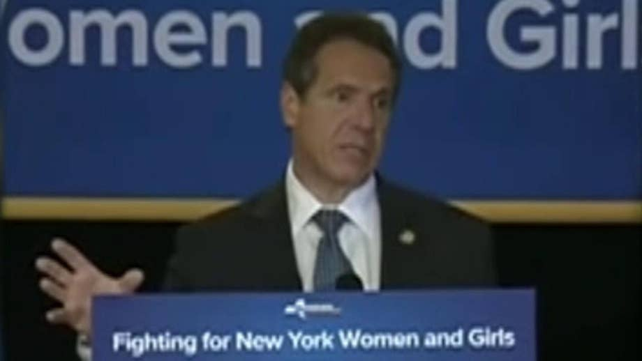 Andrew Cuomo shocks crowd, says America 'was never that great'
