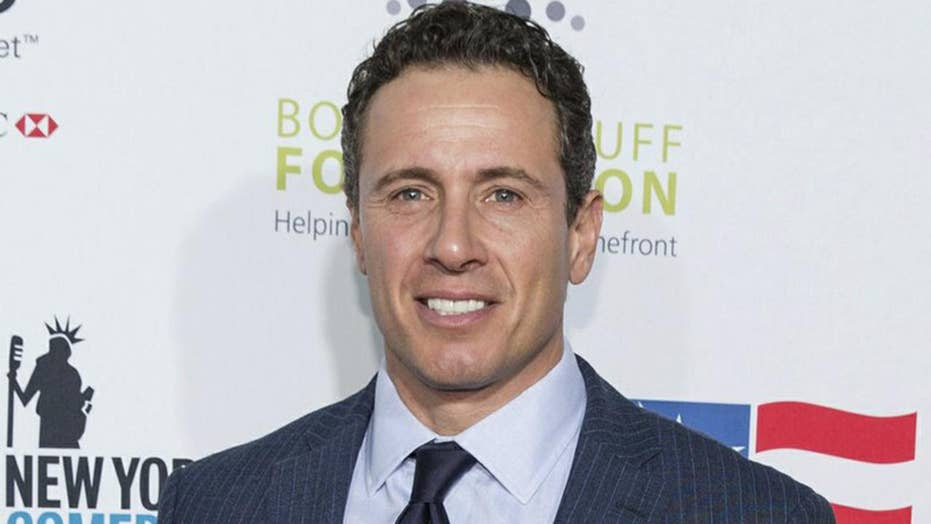 Chris Cuomo under fire for Antifa remarks