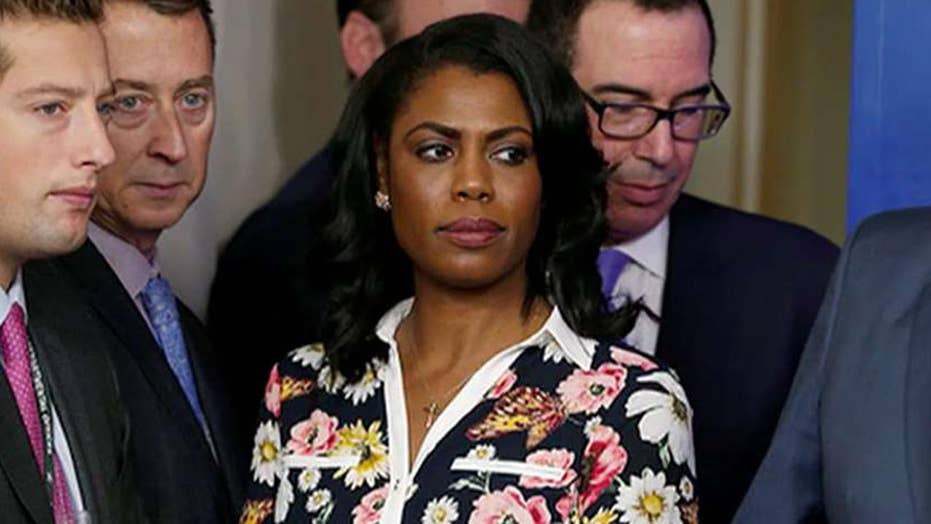 Trump campaign: Omarosa breached confidentiality agreement