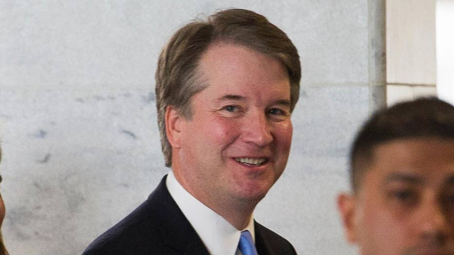 Are Dems picking the wrong fight with the Kavanaugh bid?