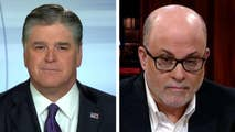 Mark Levin weighs in on 'Hannity' after Trump revokes John Brennan's security clearance.