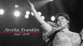 "Aretha Franklin, the ""Queen of Soul"" whose recordings of such classics as ""Respect"" and ""Chain of Fools"" made her the first female artist to be inducted into the Rock and Roll Hall of Fame, died Thursday of advanced pancreatic cancer. She was 76."
