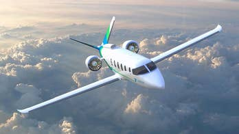 As the cost of jet fuel continues to rise, the race to design electric powered planes for the commercial market is taking off. More than a dozen companies are designing the 'eco-friendly' aircraft, but Zunum Aero in Illinois says they aim to be the first.