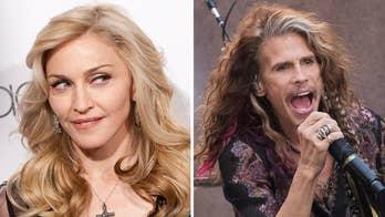Top Talkers: 'Material Girl' Madonna turns 60; rockers Aerosmith announce Las Vegas residency.