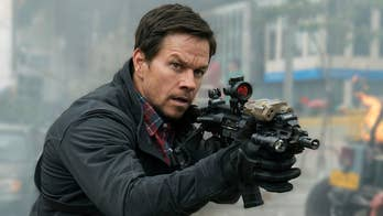 Actor Mark Wahlberg plays a Special Ops agent leading a team of CIA operatives on a deadly mission to safely move a foreign police officer carrying sensitive information.