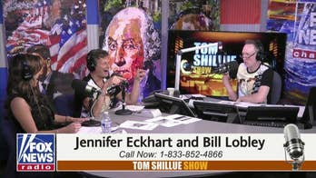 Do you trust online dating apps? Jennifer Eckhart and Bill Lobley joined The Tom Shillue show on Thursday to talk about meeting people over the internet. Bill explains to Jennifer that people would put ads in the newspaper, and he proves that not much has changed through the years! People can easily lie about their looks!