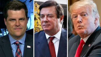 What's at stake in the Paul Manafort trial and how might it impact the Russia investigation? Rep. Matt Gaetz weighs in on 'The Story.'