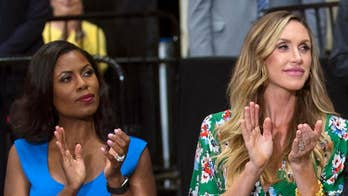 Omarosa Manigault Newman claims audio proves the president wanted to silence her.