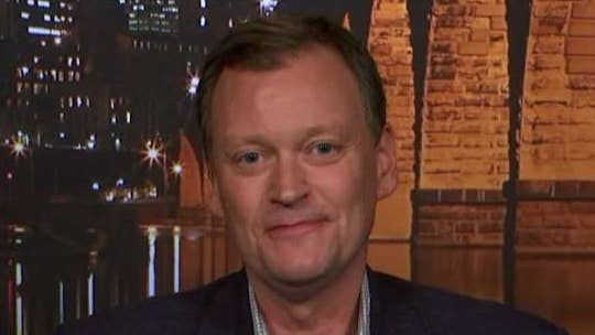 Jeff Johnson upset former governor Tim Pawlenty to become the Republican candidate for governor of Minnesota; Johnson discusses his goals on 'Fox News @ Night.
