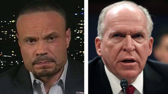 Bongino: Brennan was puppet master behind spying on Trump
